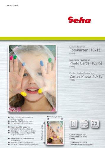 Geha  00093601 laminator pouche