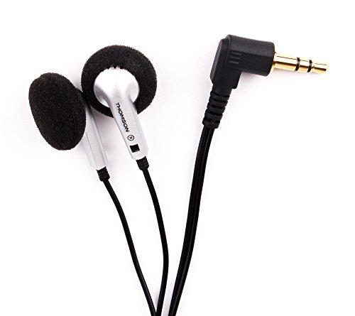 DURAGADGET InEar-Ohrhörer mit weichen Ohrmuscheln für ASUS Windows Mixed Reality Headset | Lenovo Explorer | Dell Visor VR-Brillen