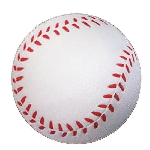 CAMAL Teppich, Baseball Model Teppich für Yoga Kinder Spielen und Dekorative Sport Themen Zimmer (Baseball)