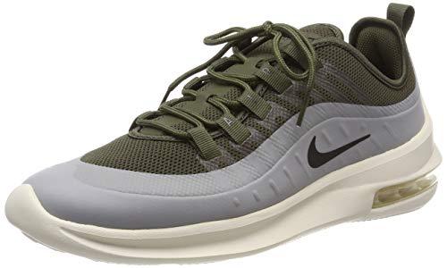 Nike Herren Air Max Axis Sneakers, Braun (Cargo Khaki/Black/Medium Olive 300), 42 EU (Max Braun)