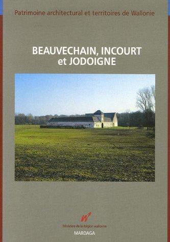 Beauchevain, Incourt et Jodoigne