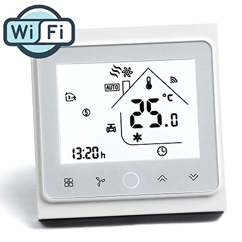 Arxus WiFi Programable Smart Termostato Pantalla LCD