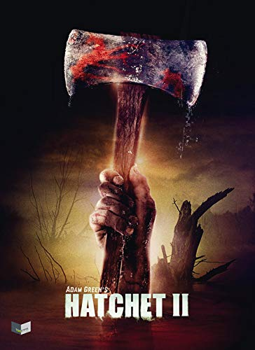 Hatchet II - 2-Disc Uncut Limited Collector's Edition im MediaBook, Cover B (+ DVD) [Blu-ray]