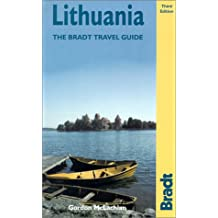 Lithuania: The Bradt Travel Guide (Bradt Travel Guides)