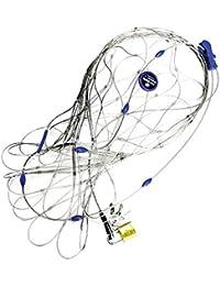 Pacsafe 120L - Plata - One Size - Anti-Robo Flexible de Jaula de Alambre-System