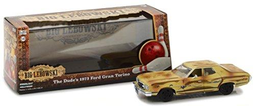 Unbekannt The Big Lebowski The Dude's 1973 Ford Gran Torino Modell Standard