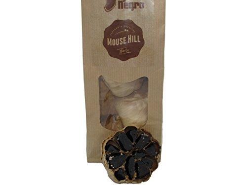 4 Knollen Schwarzer Knoblauch 90 Tage fermentiert aus...