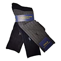 Mens Socks 3 pairs - Mixed Colours One Size