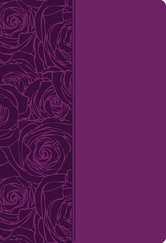 NKJV Woman Thou Art Loosed PURP FLORAL LTH (Signature) by Jakes T. D. (25-Jun-2013) Imitation Leather