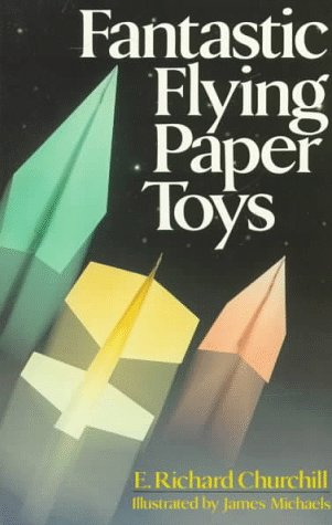 Fantastic flying paper toys.