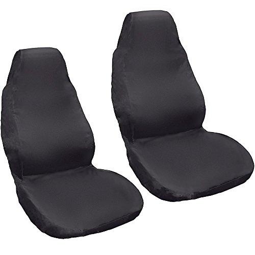 Autositzbezüge Universal Beige für Peugeot 208 Sitzbezüge Sitzbezug Autositz Set