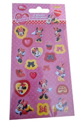 Panini Minnie Mouse Party Favour Pack