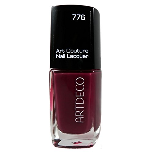 Artdeco Art Couture Nail Lacquer unisex, Nagellack, farbe: 776 couture red oxide, 1er Pack (1 x 51 g)