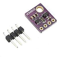 ZengBuks GY-BME280-5V Sensor Digital SPI I2C Temperatura de Humedad y Sensor de presión barométrica 1.8-5V DC de Alta precisión - Púrpura