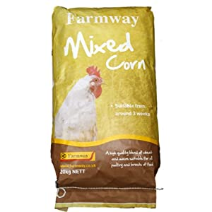 Farmway Mixed Corn 20kg Chicken Feed