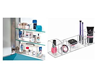 InterDesign Med+ Organizador de Niveles Múltiples, Color Claro (B003E1VZY2)   Amazon Products