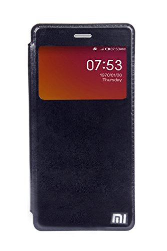 Noise-Xiaomi Mi4 Flip Cover-Black