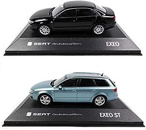 Opo 10 Lot Von 2 Autos 1 43 Kompatibel Mit Seat Exeo Fisher Se17 Se23 Spielzeug