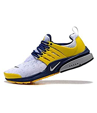 Olympic Yellow Running Shoes