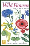 Heritage Playing Cards - Wild Flowers Playing Cards