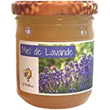 Miel de lavande du luberon - Produit en France - Direct apiculteur, récolté en Provence, issu d'une apiculture 100% naturelle sans aucun traitement.