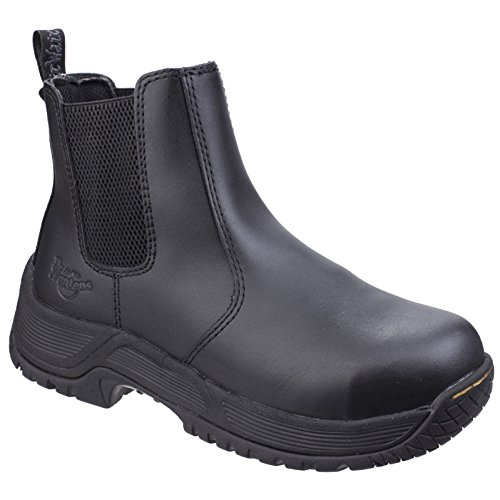 Dr Martens Unisexe Drakelow Bottes Bottines De Sécurité Chaussures En Cuir