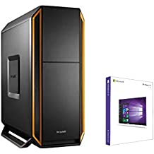 Ultra i7 PC Intel Core i7 6700K 4x 4.00GHz • be quiet! Silent Base 800 Orange • MSI 2G Gaming GTX950 2GB nVidia GeForce • Samsung EVO 850 SSD 250GB • 1TB HDD • HyperX Fury 16 GB DDR4 RAM 2400MHz • Windows 10 Pro • DVD RW • USB3.1 - USB3.0 • WLAN • Gamer PC • Asus Z170 Pro Gaming • 700W 80+ , multimedia , gamer , gaming pc , desktop , rechner
