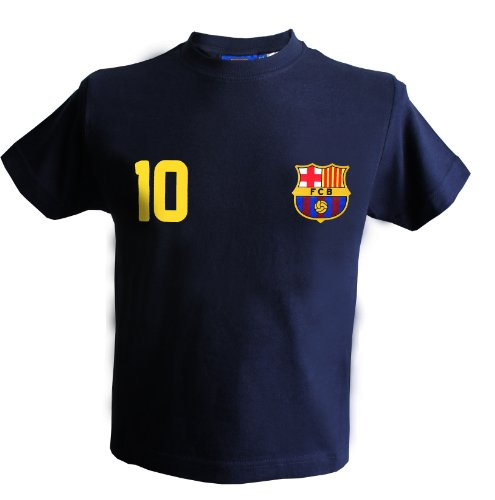 T-shirt Lionel MESSI - N°10 - Barça - Collection officielle FC BARCELONE a8996a45992