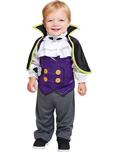 Baby-Vampir Dinky Dracula Halloween Kostüm Baby Kleinkind Jungen