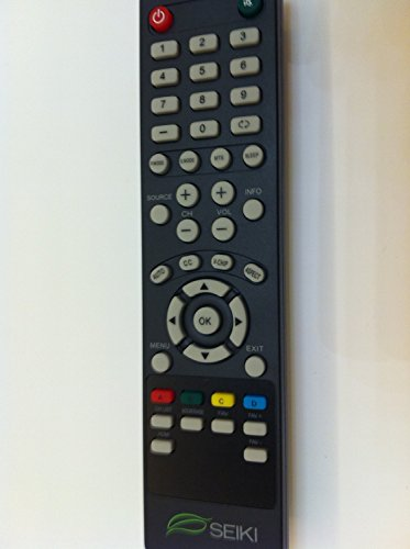 Brand new original SEIKI seiki TV Remote control work for almost all SEIKI  TV