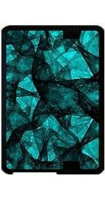 """Coque pour Kindle Fire HD 7"""" (2012 Version) - Fractale G15 D'art"""