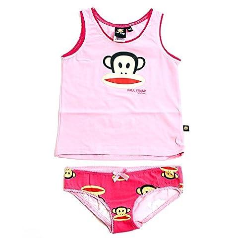 Paul Frank Julius Core Kids Underwear Set (AGE 2, PINK)