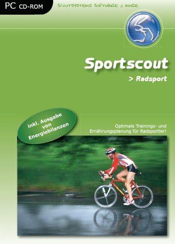 Sportscout Radfahren. CD-ROM für Windows ab 98.