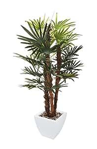Kunstpflanze Rhapis-Palme, 152 cm