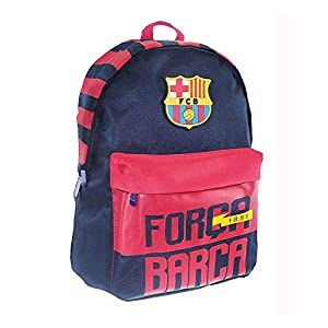 Mochila FC Barcelona FORÇA BARÇA FCB 40x30x15 CM