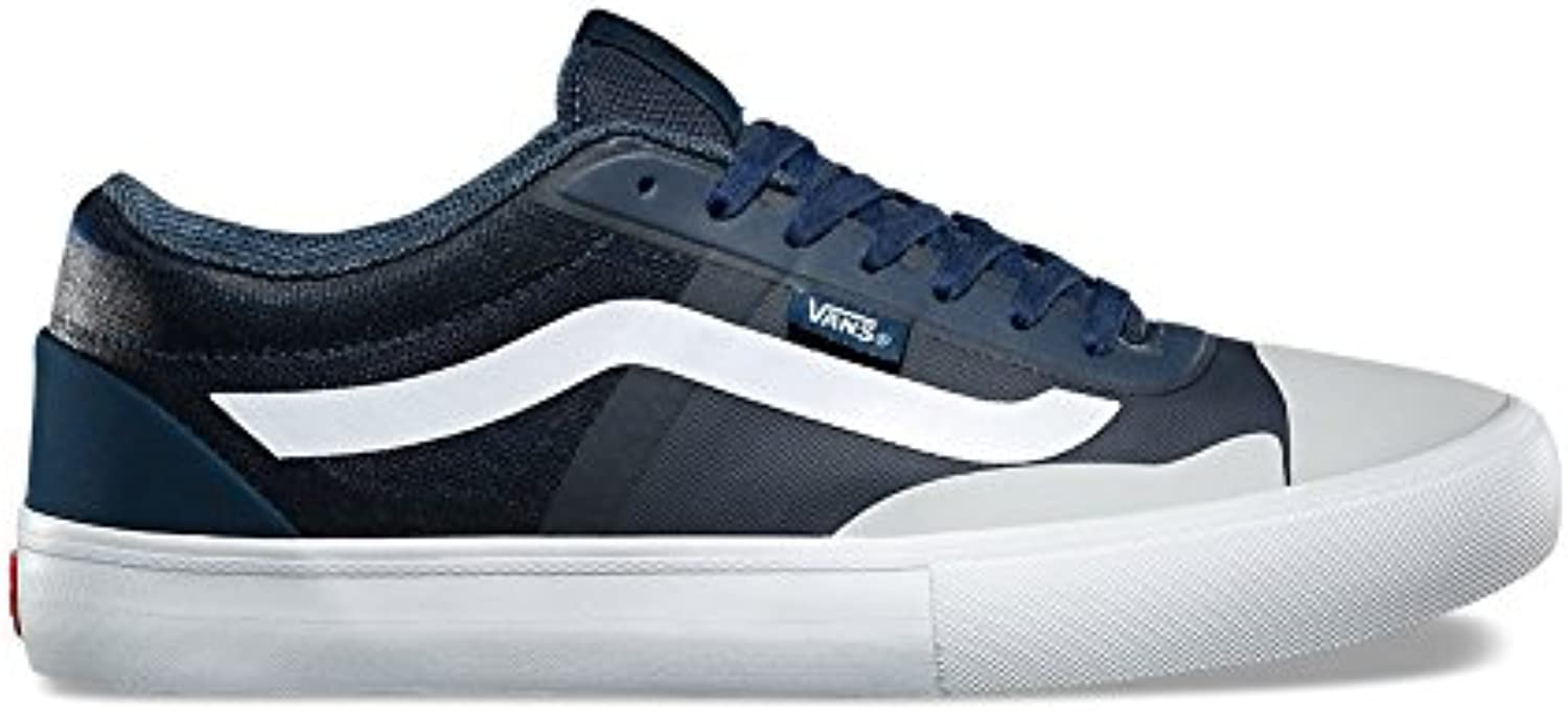 Vans AV Rapidweld Pro -Fall 2017-(VA2XSE5S2) - Dress Blues/White - 9.5  -