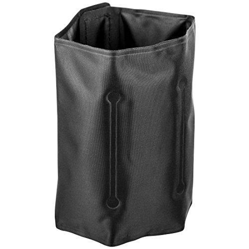 Levivo Kühlmanschette CD07 – Dosenkühler im Taschenformat mit 5 Gelkammern und Klettverschluss, Größe ca. 28 x 12 cm