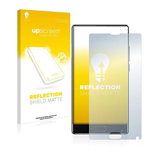 upscreen Entspiegelungs-Schutzfolie kompatibel mit Bluboo S1 - Anti-Reflex Bildschirmschutz-Folie Matt