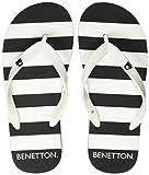#10: United Colors of Benetton Men's Flip-Flops