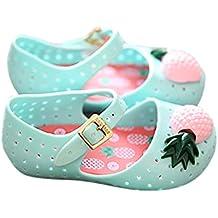 Berimaterry Sandalias Zapatos Bebe niña Verano Antideslizante Verano Niños Arcos Tridimensionales Calcetines Piso Calcetines Suelas de