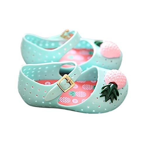 Berimaterry Sandalias Zapatos Bebe niña Verano Antideslizante