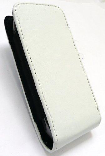 Emartbuy Value Pack Für Lg Gc900 Viewty Smart Weiß (Größe Small) Slide In Der Tasche Hülle Case + Lcd Screen Protector + Kompatibel Kfz-Ladegerät Viewty Smart Screen