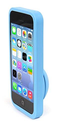 Tucano Oblò Amplificateur pour iPhone 5/5s Bleu ciel
