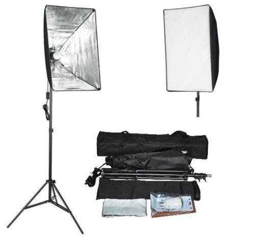 fotostudio lampen D&S Vertriebs GmbH Alu Fotostudio Studioleuchte Foto Studio Leuchte Profi