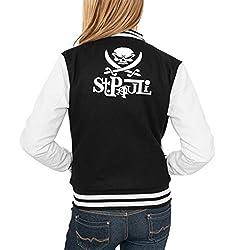 Certified Freak St. Pauli College Vest Girls Black XL