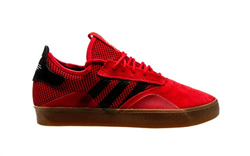 e513472d8bb5d adidas Skateboarding 3ST.001, Scarlet-Core Black-Gum, 7,5