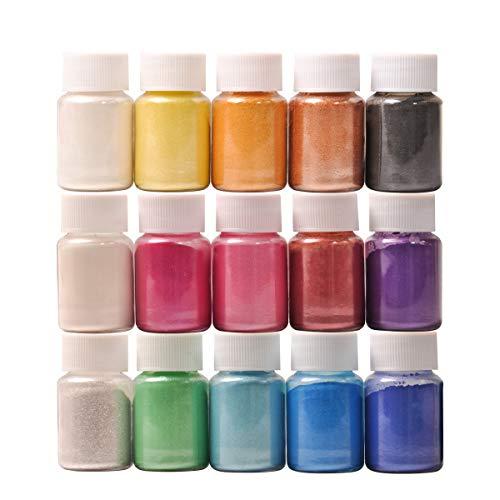Pigmentos para Resina Epoxi