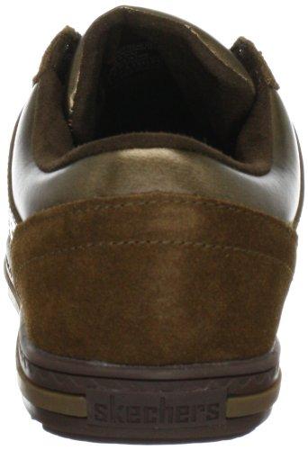 Skechers Kicks 47970, Sneaker donna Oro (Gold (BRZ))