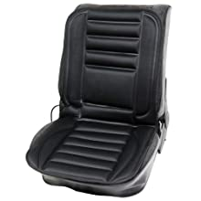 Streetwize SWHCUS 12v Heated Seat Cushion with Hi Lo Control switch