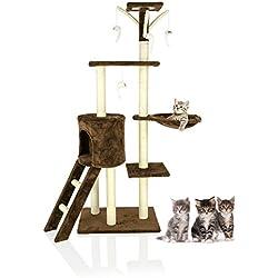 Cozy Pet Deluxe rascador árbol de gato